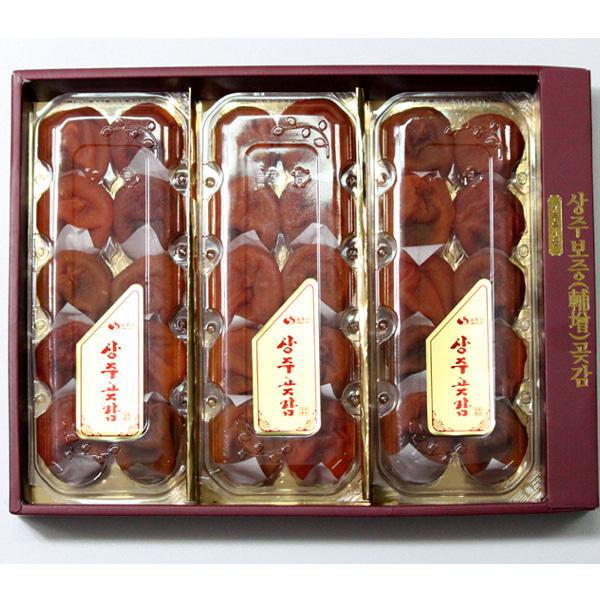 [상주한시곶감]부드럽고 달콤한 반건시3호(1.2kg/30입)이식사